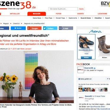 Interview Szene38.de