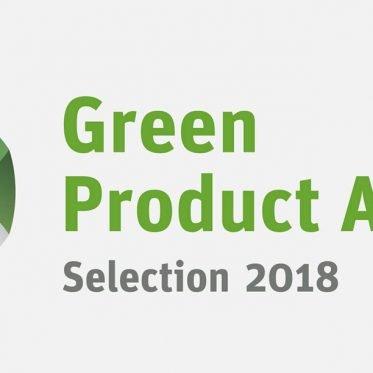 Green Product Award selection 2018