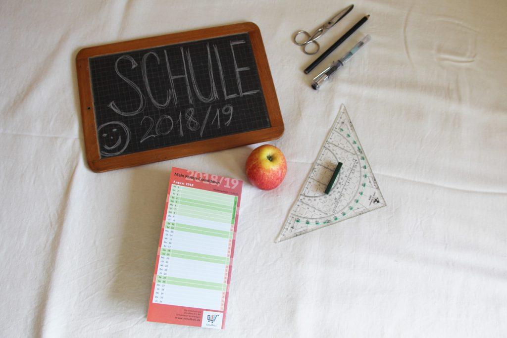 Den neuen Schuljahresplaner gibt es für Niedersachsen und Berlin