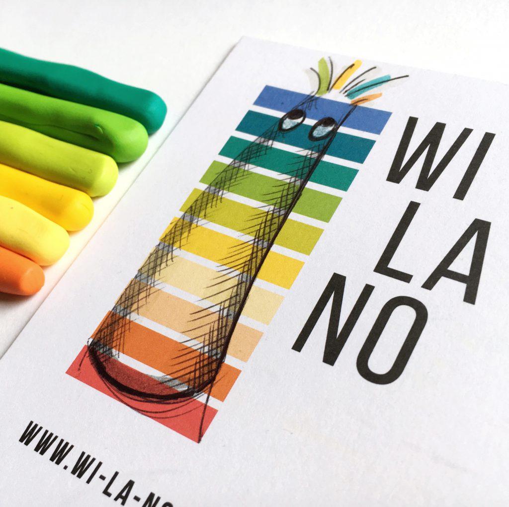Das Wi-La-No wohnt im Logo!